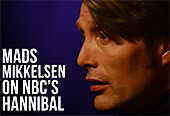 TVGuide.com: Mads Mikkelson On NBC's Hannibal